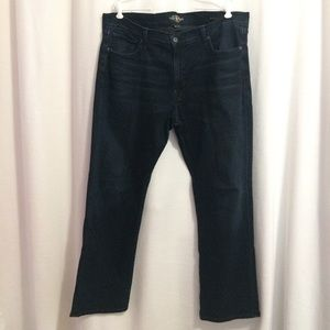 Lucky Brand Jeans 361 Vintage Straight Dark Wash
